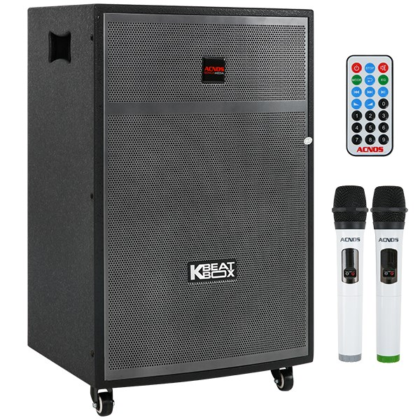 Loa Karaoke ACNOS CBX-15G