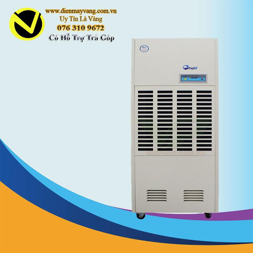Máy hút ẩm công nghiệp FujiE HM 1800D bảng điều khiển LCD