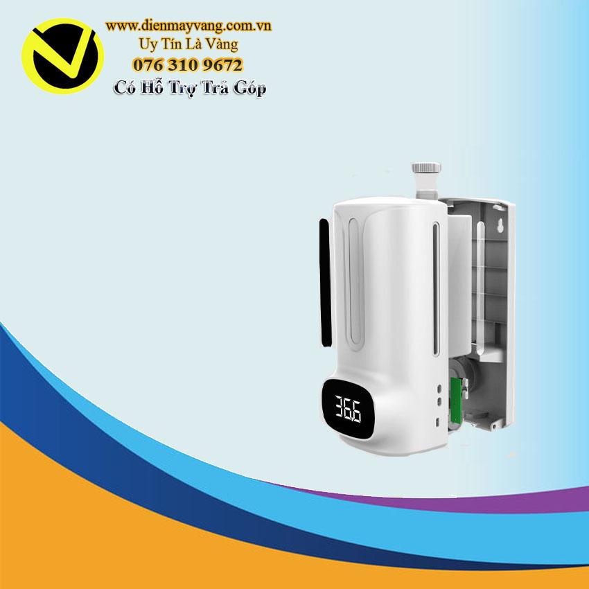 Máy xịt khuẩn đo nhiệt độ V19Pro-VN có tiếng Việt