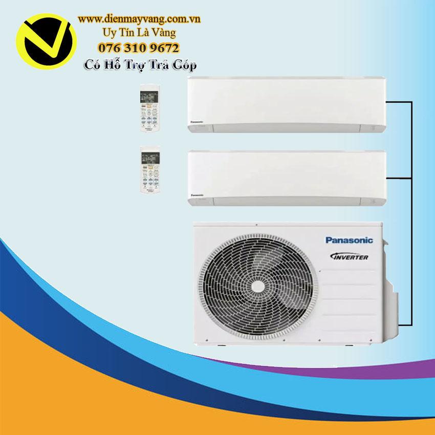 Dàn lạnh treo tường điều hòa multi Panasonic 9.000BTU CS-MPS9SKH