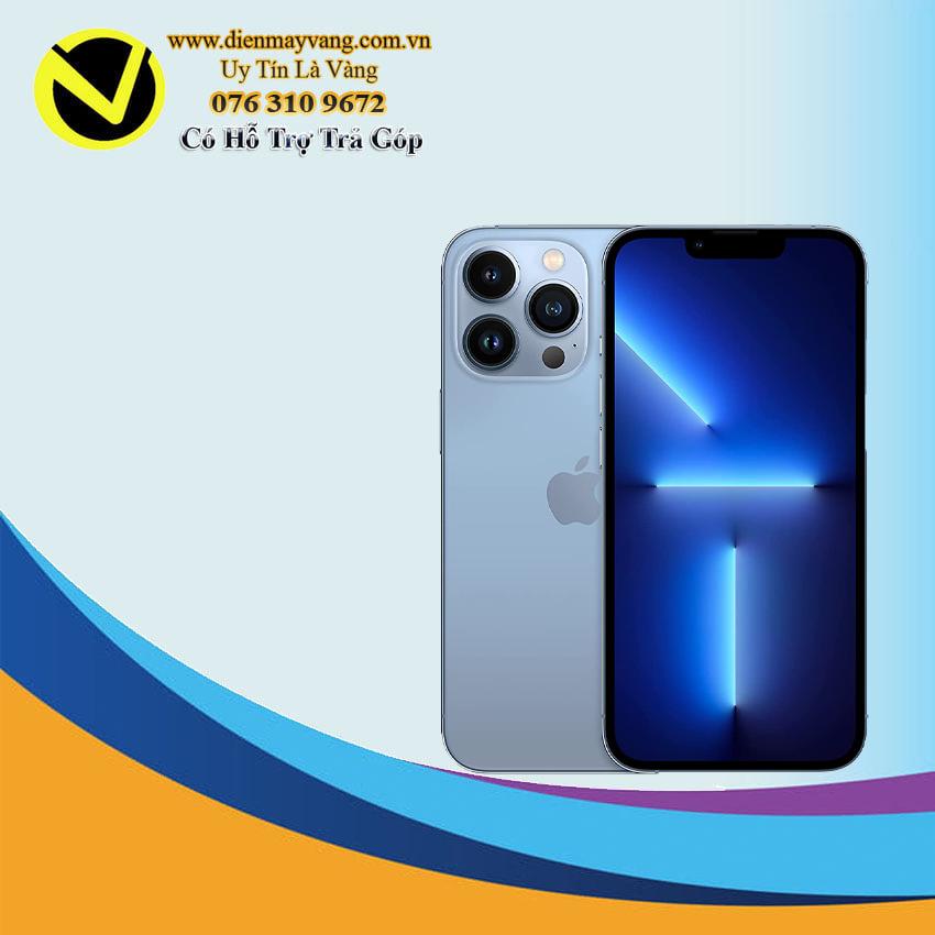 Điện thoại thông minh IPhone 13 Pro 1TB ( VN ) Sierra Blue ( Kèm Ốp Silicon Magsafe )